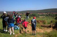 Las Águedas - Actividad - Campamentos